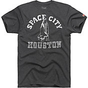 HOMAGE Men's Space City Charcoal T-Shirt