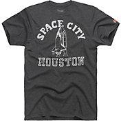 HOMAGE Men's Space City Charcoal T-Shirt