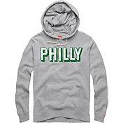 HOMAGE Men's Block Philly Grey Pullover Hoodie