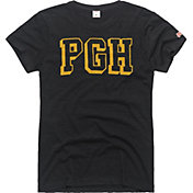 HOMAGE Women's PGH Charcoal T-Shirt