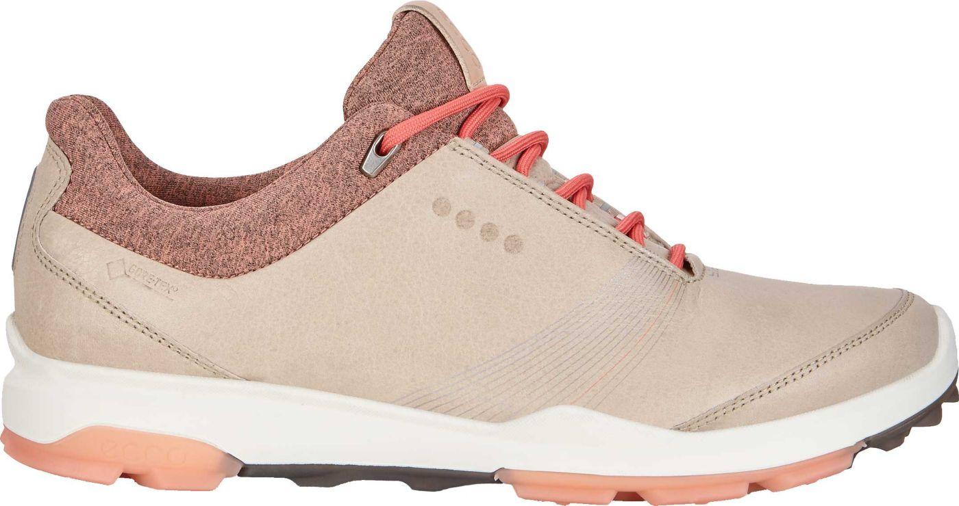 ECCO Women's BIOM Hybrid 3 GTX Golf Shoes