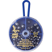 Eagle Claw 90-Piece Split Shot Sinker Assortment