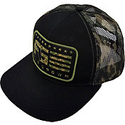 FloGrown Men's Camo Stripes Snapback Hat