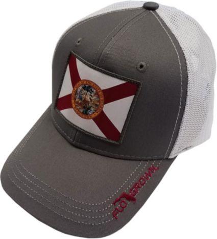 FloGrown Men's Flag Trucker Hat