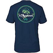 FloGrown Men's Mahi Circle Short Sleeve T-Shirt