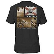 FloGrown Men's Multiplane Snook Short Sleeve T-Shirt