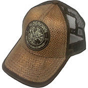FloGrown Men's Straw Seal Trucker Hat