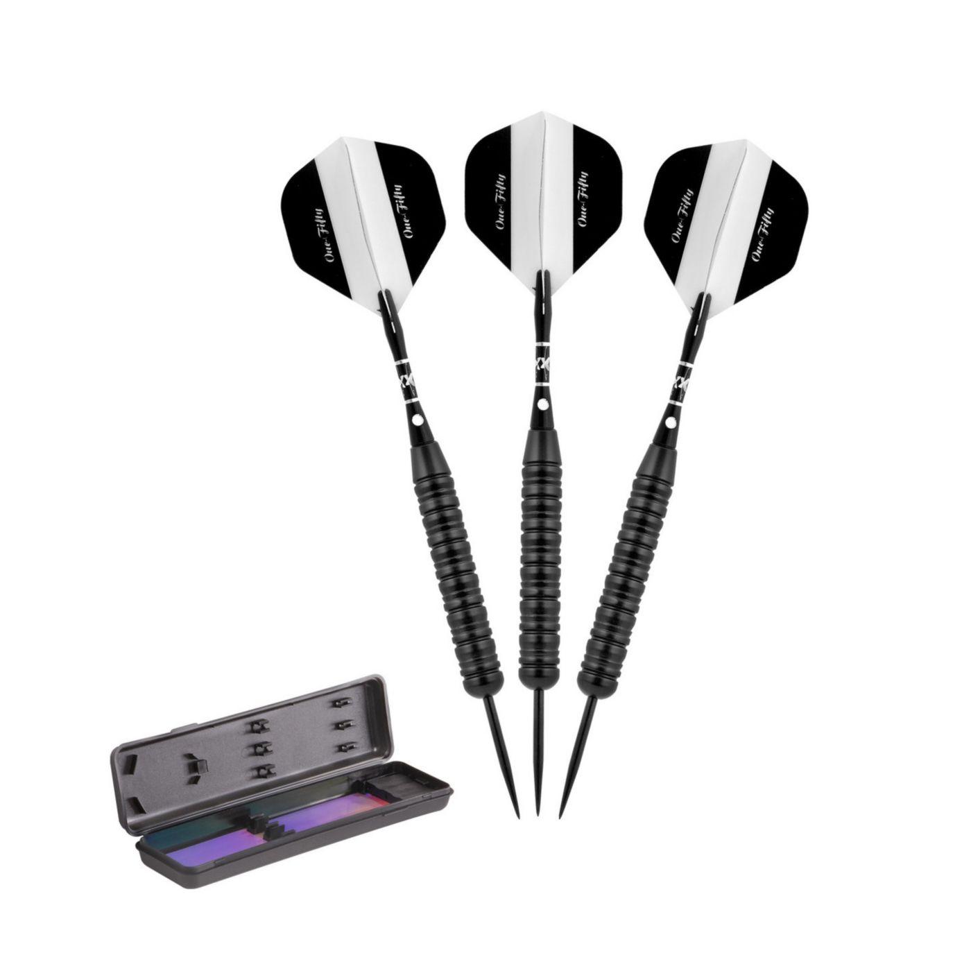 Elkadart Black 150 Steel Tip Darts