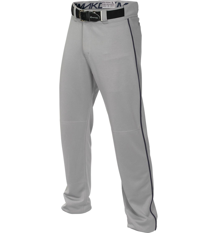 Easton Boys' Mako 2 Piped Baseball Pants