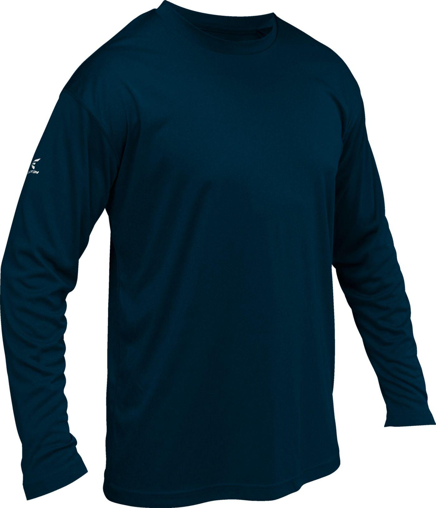 Easton Men's Spirit Long Sleeve Baseball Jersey