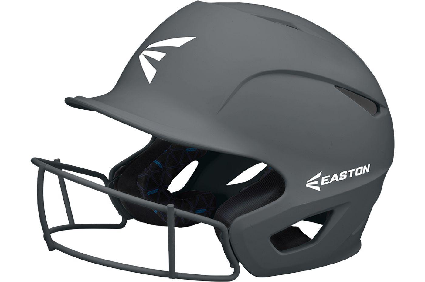 Easton Women's Prowess Matte Grip Fastpitch Batting Helmet w/ Mask