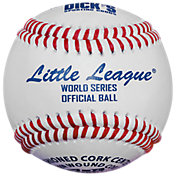 A.D. Starr Official Little League World Series Baseballs – 12 Pack