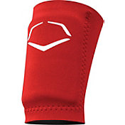 EvoShield Adult Solid Batter's Protective Wrist Guard in Red