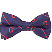 Eagles Wings Cleveland Indians Oxford Bow Tie