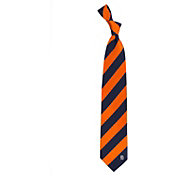 Eagles Wings Detroit Tigers Woven Silk Necktie