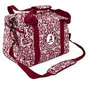 Eagles Wings Alabama Crimson Tide Quilted Cotton Mini Duffle Bag