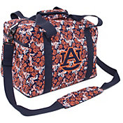 Eagles Wings Auburn Tigers Quilted Cotton Mini Duffle Bag