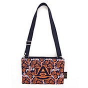 Eagles Wings Auburn Tigers Quilted Cotton Cross Body Purse