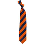 Eagles Wings Auburn Tigers Woven Silk Necktie