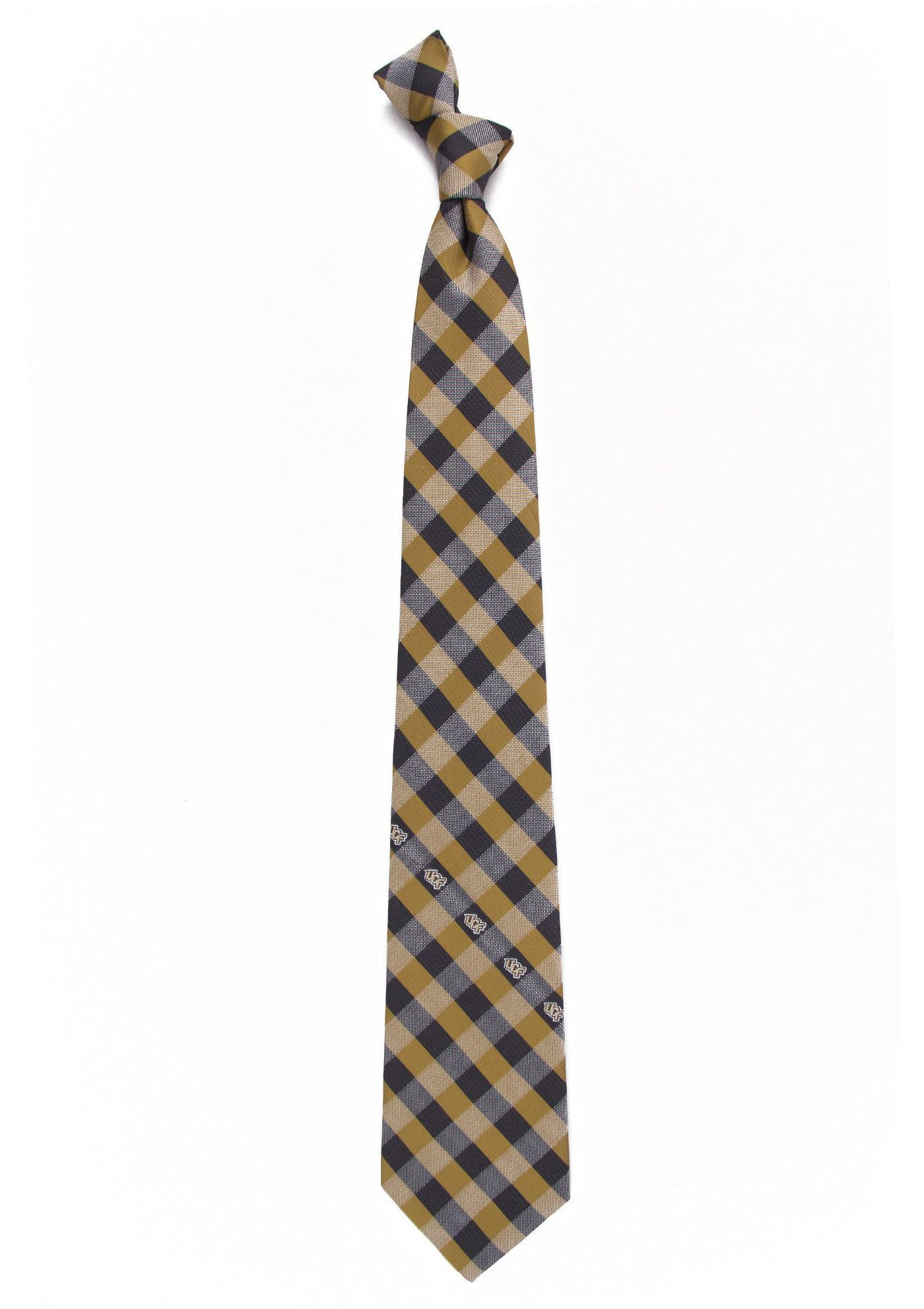 Eagles Wings UCF Knights Check Necktie