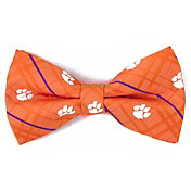 Eagles Wings Clemson Tigers Oxford Bow Tie