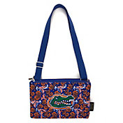 Eagles Wings Florida Gators Quilted Cotton Cross Body Purse