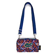 Eagles Wings Florida Gators Quilted Cotton Cross Body Wallet