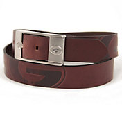 Eagles Wings Georgia Bulldogs Brandish Belt