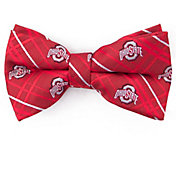 Eagles Wings Ohio State Buckeyes Oxford Bow Tie