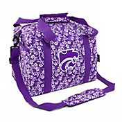 Eagles Wings Kansas State Wildcats Quilted Cotton Mini Duffle Bag