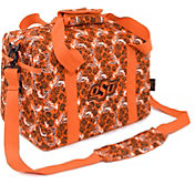 Eagles Wings Oklahoma State Buckeyes Quilted Cotton Mini Duffle Bag