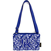 Eagles Wings Kentucky Wildcats Quilted Cotton Cross Body Purse