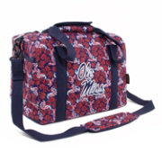 Eagles Wings Ole Miss Rebels Quilted Cotton Mini Duffle Bag
