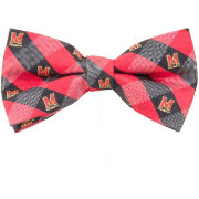 Eagles Wings Maryland Terrapins Check Bowtie