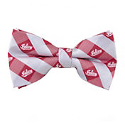 Eagles Wings Indiana Hoosiers Check Bowtie