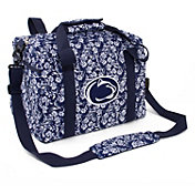 Eagles Wings Penn State Nittany Lions Quilted Cotton Mini Duffle Bag