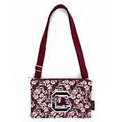 Eagles Wings South Carolina Gamecocks Quilted Cotton Cross Body Purse