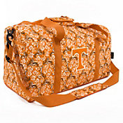 Eagles Wings Tennessee Volunteers Quilted Cotton Large Duffle Bag