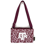 Eagles Wings Texas A&M Aggies Quilted Cotton Cross Body Purse