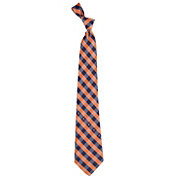 Eagles Wings Virginia Cavaliers Check Necktie