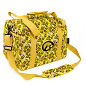 Eagles Wings Iowa Hawkeyes Quilted Cotton Mini Duffle Bag