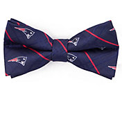 Eagles Wings New England Patriots Oxford Bow Tie