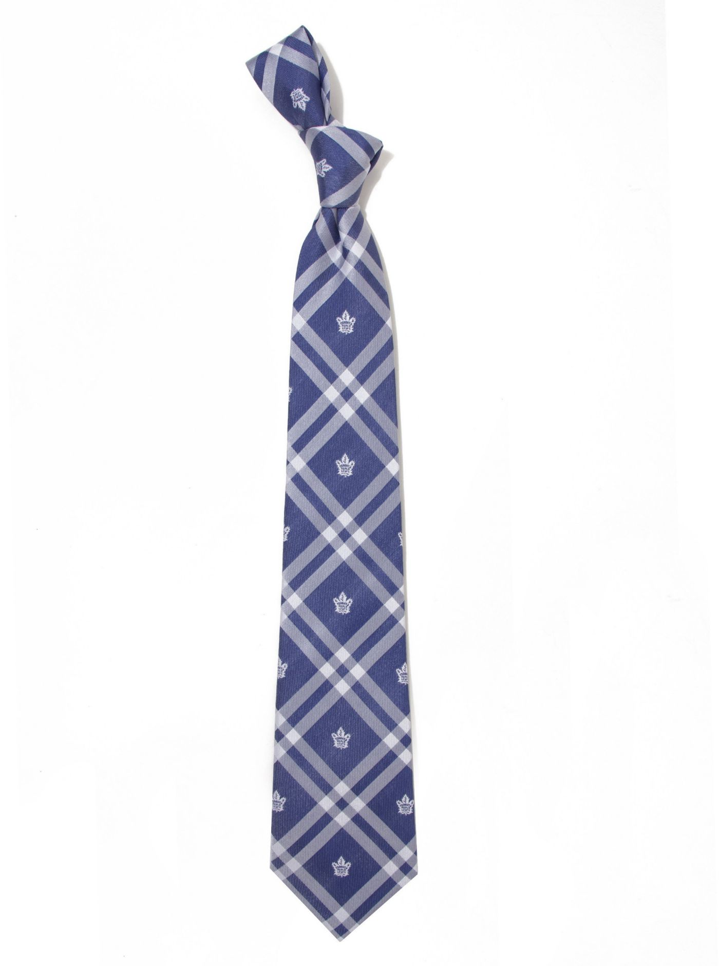 Eagles Wings Toronto Maple Leafs Woven Polyester Necktie