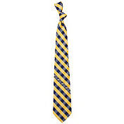 Eagles Wings Nashville Predators Check Necktie