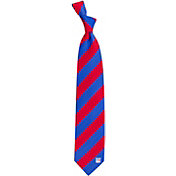 Eagles Wings New York Rangers Woven Silk Necktie