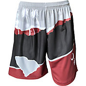 Fit 2 Win Men's South Carolina Gamecocks Garnet/Black State Shorts
