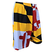 Fit 2 Win Youth Maryland Terrapins 'Maryland Pride' Flag Shorts