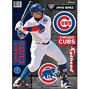 Fathead Chicago Cubs Javy Baez Teammate Wall Decal