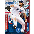 Fathead Los Angeles Dodgers Clayton Kershaw Wall Decal