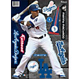 Fathead Los Angeles Dodgers Manny Machado Teammate Wall Decal